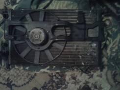 Радиатор охлаждения двигателя. Renault 19
