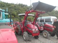 Mitsubishi. Трактор 4wd, погрузчик, Реверс