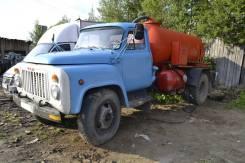ГАЗ 53. Ассенизаторская машина ГАЗ-53, 4 254 куб. см.