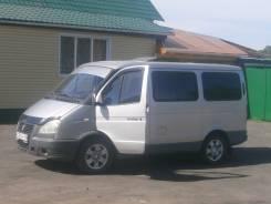 ГАЗ 2217 Баргузин. Продается соболь баргузин куртамыш, 2 200 куб. см., 7 мест