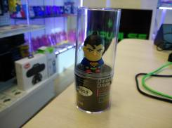 Флешка-брелок 16 Gb USB, Супермен