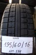 Toyo Tranpath M/T. Зимние, без шипов, 2014 год, износ: 5%, 4 шт