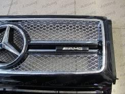 Эмблема решетки. Mercedes-Benz G-Class, W463. Под заказ