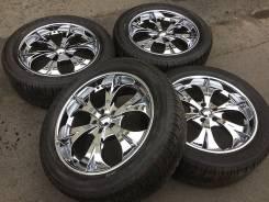 275/50R22 Bridgestone H/L на литье (2202). 9.0x22 5x135.00 ET10
