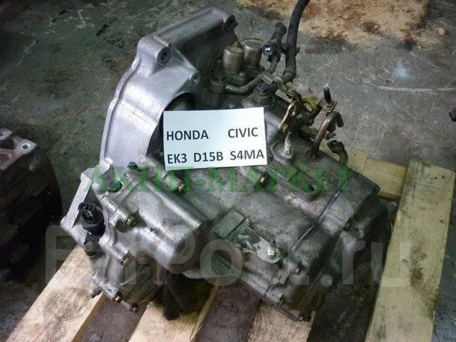 АКПП. Honda Civic