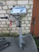 Honda. 2,00л.с., 4х тактный, бензин, нога L (508 мм)