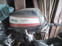 Yamaha. 8,00л.с., 2х тактный, бензин, нога X (635 мм), Год: 1986 год