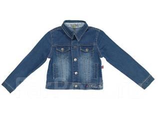Куртки джинсовые. Рост: 116-122 см