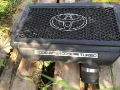 Интеркулер. Toyota Caldina Toyota Celica Toyota MR2 Двигатель 3SGTE
