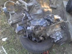 Механическая коробка переключения передач. Nissan AD, VFNY10 Двигатели: GA15DE, GA15DS