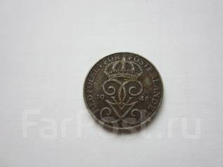 Швеция 1 эре 1948 года.