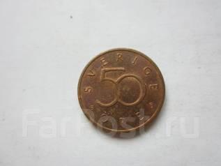 Швеция 50 эре 2000 года.