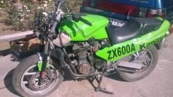 Kawasaki ZZR 600 Ninja. 600 куб. см., неисправен, птс, с пробегом