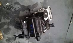 Корпус отопителя. Nissan X-Trail, NT31, TNT31 Двигатель MR20