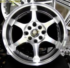 4 Racing. 6.5x15, 4x100.00, 4x114.30, ET38, ЦО 73,1мм.