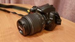 Nikon D5000 Kit. 10 - 14.9 Мп