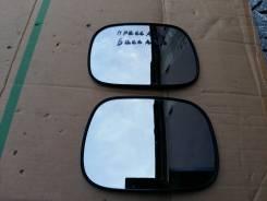 Стекло зеркала заднего вида бокового. Nissan Presage, HU30, MU30, NU30, TNU30, TU30, U30 Двигатели: KA24DE, QR25DE, QR25DENEO, VQ30DE, VQ30DENEO