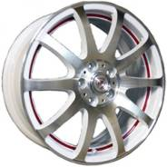NZ Wheels F-21. 6.5x16, 5x115.00, ET41, ЦО 70,1 мм.