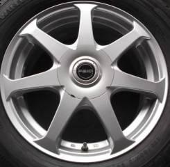 Bridgestone FEID. 6.5x16, 5x100.00, 5x114.30, ET32
