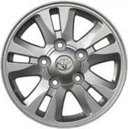 Toyota Land Cruiser. 8.0x17, 5x150.00, ET60, ЦО 110,1мм.
