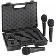 Микрофоны и радиостанции вокальные. Под заказ