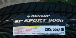 Dunlop SP Sport 9000. Летние, 2010 год, износ: 10%, 4 шт