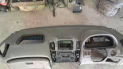 Панель приборов. Toyota Harrier