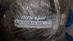 Yokohama Avs Sport V102. Летние, без износа, 2 шт