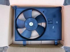 Вентилятор охлаждения радиатора. ЗАЗ Шанс Chevrolet Lanos Daewoo Lanos