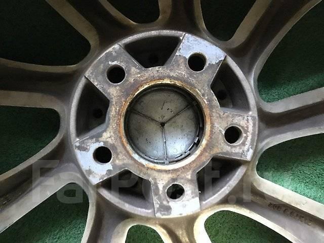 Mercedes. 8.5/9.5x19, 5x112.00, ET35/38, ЦО 66,1мм.