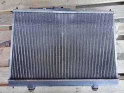 Радиатор охлаждения двигателя. Mitsubishi Pajero iO Mitsubishi Pajero Pinin