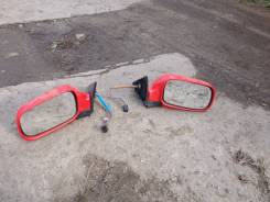 Зеркало заднего вида боковое. Subaru Outback Subaru Legacy, BE5, BH5, BHE