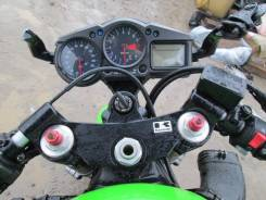 Куплю морду (фару, пластик, левую подножку) на Kawasaki Ninja ZX12R.