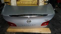 Крышка багажника. Nissan Skyline, NV36, KV36, PV36, V36 Двигатели: VQ35HR, VQ37VHR, VQ25HR
