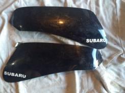 Козырек солнцезащитный. Subaru Legacy, BP5, BL5