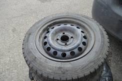 Dunlop Winter Maxx WM01. Зимние, без шипов, 2012 год, износ: 10%, 1 шт