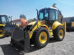 New Holland B115B. Экскаватор-погрузчик со склада в г. Иркутске, 4 500 куб. см., 1,20 куб. м.