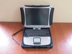 "Panasonic Toughbook CF-19. 10.4"", 1,1 ГГц, ОЗУ 3072 Мб, диск 80 Гб, WiFi, Bluetooth, аккумулятор на 4 ч."