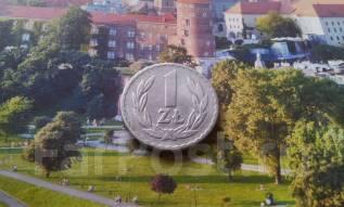 Польша. 1 злотый 1949 года.