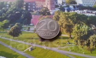 Польша. 20 злотых 1990 года.
