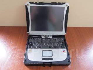 """Panasonic Toughbook CF-18. 10.4"""", 1,0ГГц, ОЗУ 512 Мб, диск 80 Гб, аккумулятор на 4 ч."""