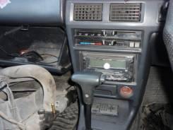 Радиатор охлаждения двигателя. Toyota Corolla, EE90 Двигатель 2E