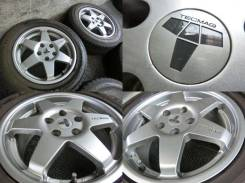 Литые диски Tecmag на Mercedes, Audi, VW 5x112 R16 бп РФ. 7.5x16, 5x112.00, ET45, ЦО 66,5мм.