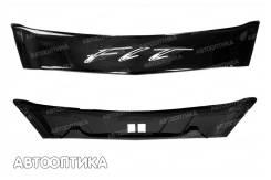Дефлектор капота. Honda Fit, GD1, GD3, GD2, GD4 Двигатели: L13A, L15A