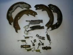 Ремкомплект стояночного тормоза. Subaru Legacy, BPH, BP5, BL5, BP9, BH5, BL9, BE5, BH9, BE9, BPE, BHC, BLE, BHE, BEE Subaru Outback, BP, BP9, BPE Двиг...