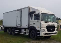 Hyundai HD260. Новый грузовой фургон , 12 344 куб. см., 16 500 кг.