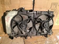 Вентилятор охлаждения радиатора. Subaru Legacy, BE5, BE9, BH5, BH9