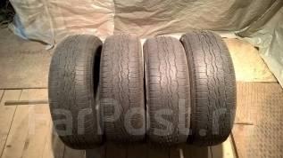 Bridgestone Dueler H/T. Летние, 2008 год, износ: 80%, 4 шт