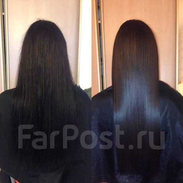 Ботокс для волос хабаровск