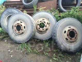 Грузовые шины на дисках Bridgestone W990 8.25R16LT 14PR. x16